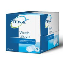 TENA Wash Glove Pack 175 (Case 6)