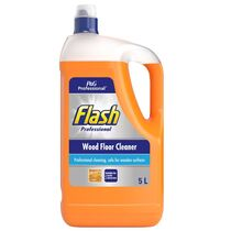 Flash Professional Wood Floor Cleaner 5L