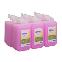 KLEENEX® Everyday Use Hand Cleanser - Cassette / Pink /1 Litre