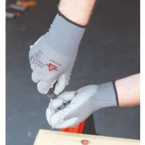 KeepSAFE PU Coated Glove