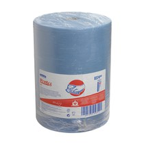 WYPALL* X80 Cloths - Large Roll / Steel Blue