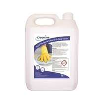 Cleanline Multi Purpose Degreaser 5 LItre Case 4