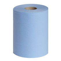 WYPALL* L20 ESSENTIAL Wipers - Small Roll / Blue /1 Unit