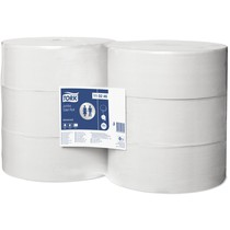Tork Jumbo Toilet Roll Advanced 6 Rolls