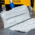 King Speedy Flat Mop White
