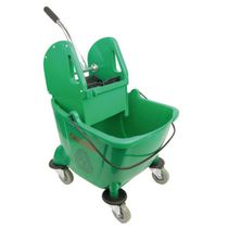 900010 MOP UNIT WITH WRINGER GREEN