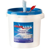 Cleanline Sanitising Wipes 1000 Wipes