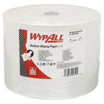 7202 WypAll Surface Wiping Paper L10 Jumbo Roll
