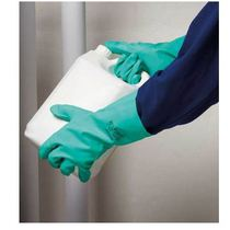 Chemical Resistant Nitrile Gauntlets
