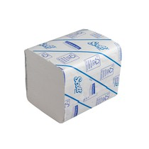SCOTT® 36 Toilet Tissue - Bulk Pack / White /300