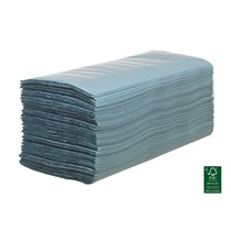 HOSTESS* Hand Towels - Tela Fold / Blue /Small