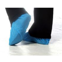 CaterSafe Disposable Overshoes Blue