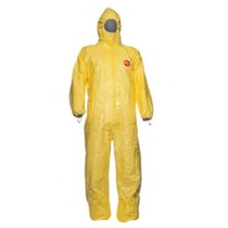 Chemical Protection Hooded Coverall