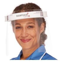 CarePlus Face Visor Kit Pack 200