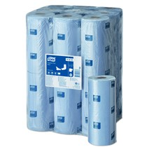 Tork Blue Hygiene Roll Advanced 18 Rolls