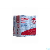 Wypall X80 Plus 1/4 Fold Cleaning Cloths