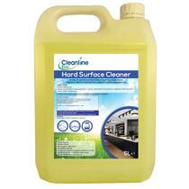 6624/10 CLINE ECO HARD SURF CLEANER 5LX1