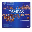 Tampax Super Plus Tampons 8 x 20 Pack
