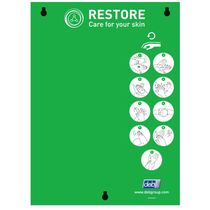 SC Johnson Professional Single Zone RESTORE Board - Board Only